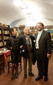 I soci fondatori Simonetta Putti, Roberto Cantatrione e Amedeo Caruso