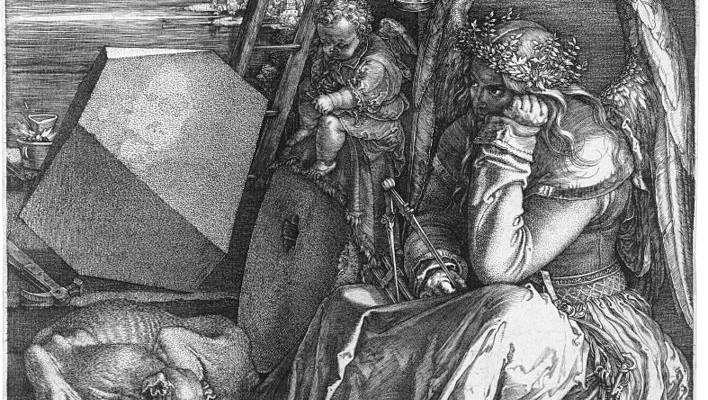 Dürer_Melancholia_I